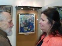 Персональная выставка Первого педагога нашего Центра Время надежды Биревой Оксаны Сергеевны