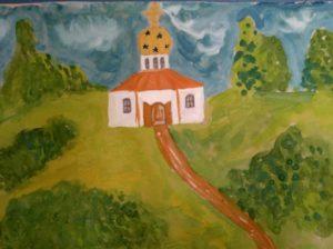 Начало приема творческих работ на конкурс Дорога к Храму