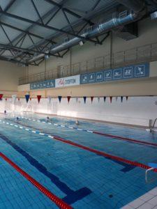 В поселке Реммаш открылся Плавательный бассейн детско-юношеской школы