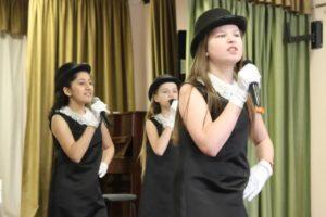 Праздничный весенний концерт в Детской школе искусств им. Е.Д. Поленовой