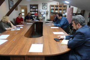 Встреча с представителями Главного Управления Коммуникаций Московской области