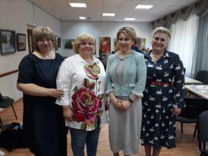 Прием Уполномоченного по правам человека в Московской области Семеновой Екатерины Юрьевны