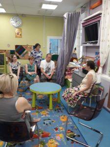 Обсудили вопросы возможного жизненного устройства молодых людей с инвалидностью