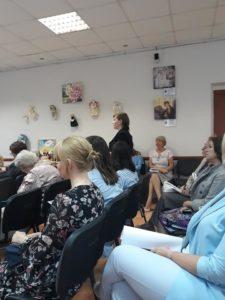 Общественные слушания в библиотеке А.С.Горловского