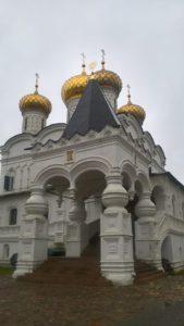 Турне по маршруту г. СергиевПосад-г. Ярославль-г. Кострома-г. Сергиев Посад
