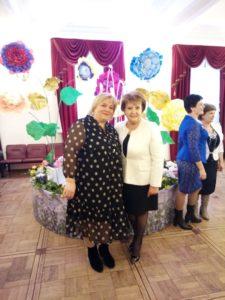 Поздравления женщин с 8 Марта от администрации городского округа