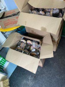 Благотворительная помощь от Свято-Троицкой Сергиевой Лавры