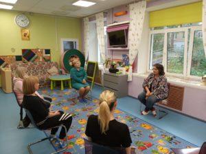 В нашем Центре стартовал новый проект - родительские тренинги. Приходите!