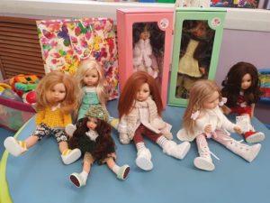 Уникальные куколки от Вероники Царёвой